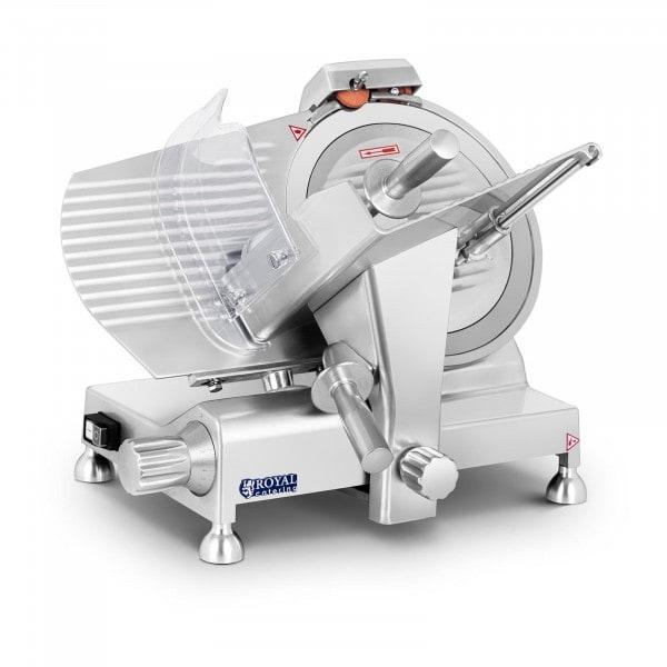 Meat Slicer - 300 mm - up to 15 mm - aluminium handles